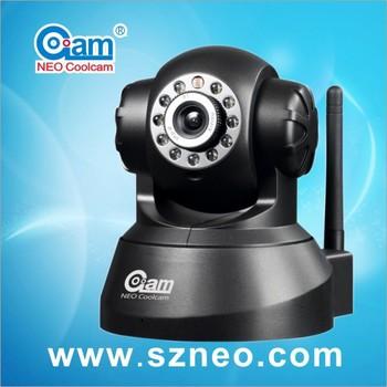 Pan Tilt Cmos Sensor P2p Wifi Baby Monitor Cloud Ip Camera Recording Smart  Card Network Phone App - Buy Cloud Ip Camera Recording,Download Android