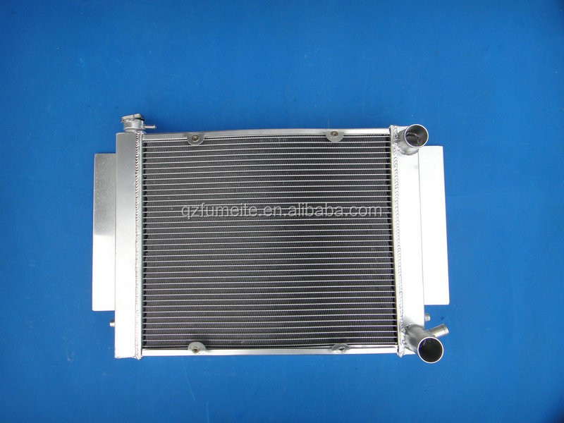 AUTO ALUMINUM RADIATOR for VW Golf MK2 /Cabriolet/Scirocco 1.6 & 1.8 1982 -1992