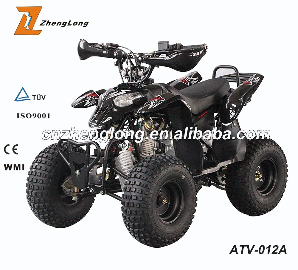 4 Wheel Atv 4x4 With Snow Plow Quad Bike 110cc Buy 4 Wheel Atv