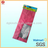 non-toxic walmart candy bag wholesale with pink color