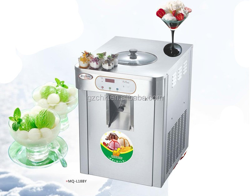 CE approved hard ice cream machine /wholesale gelato machine/Italian ice cream maker
