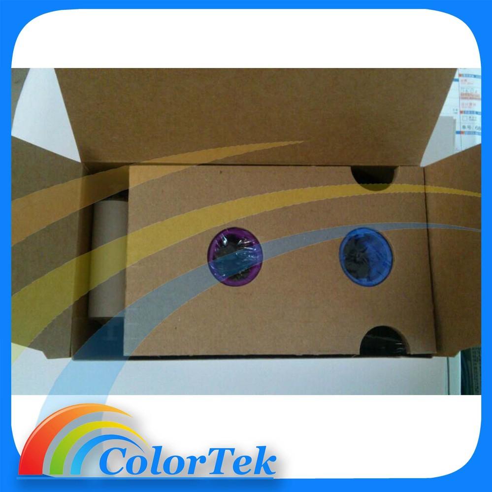 250 prints New Zebra ZXP Series 7 800077-740 YMCKO color printer Ribbon