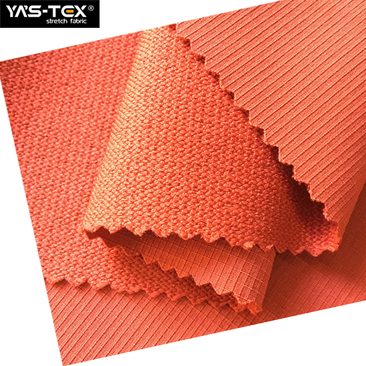 2017 polyester spandex fabric knitting deodorant whole sale outdoor activity sportswear fabric for ladies suit fabric