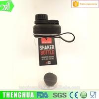 Biodegradable Plastic Bottle Shaker Drinking Bottle