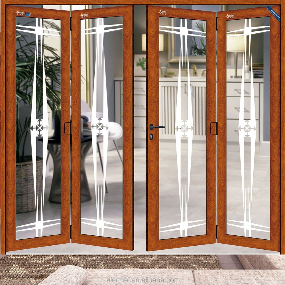 Madera de teca principales dise os de puertas de aluminio - Puerta balconera aluminio ...