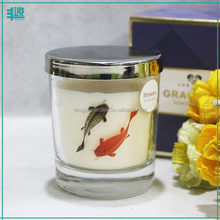 FengJun branded private label japan scented soy candle