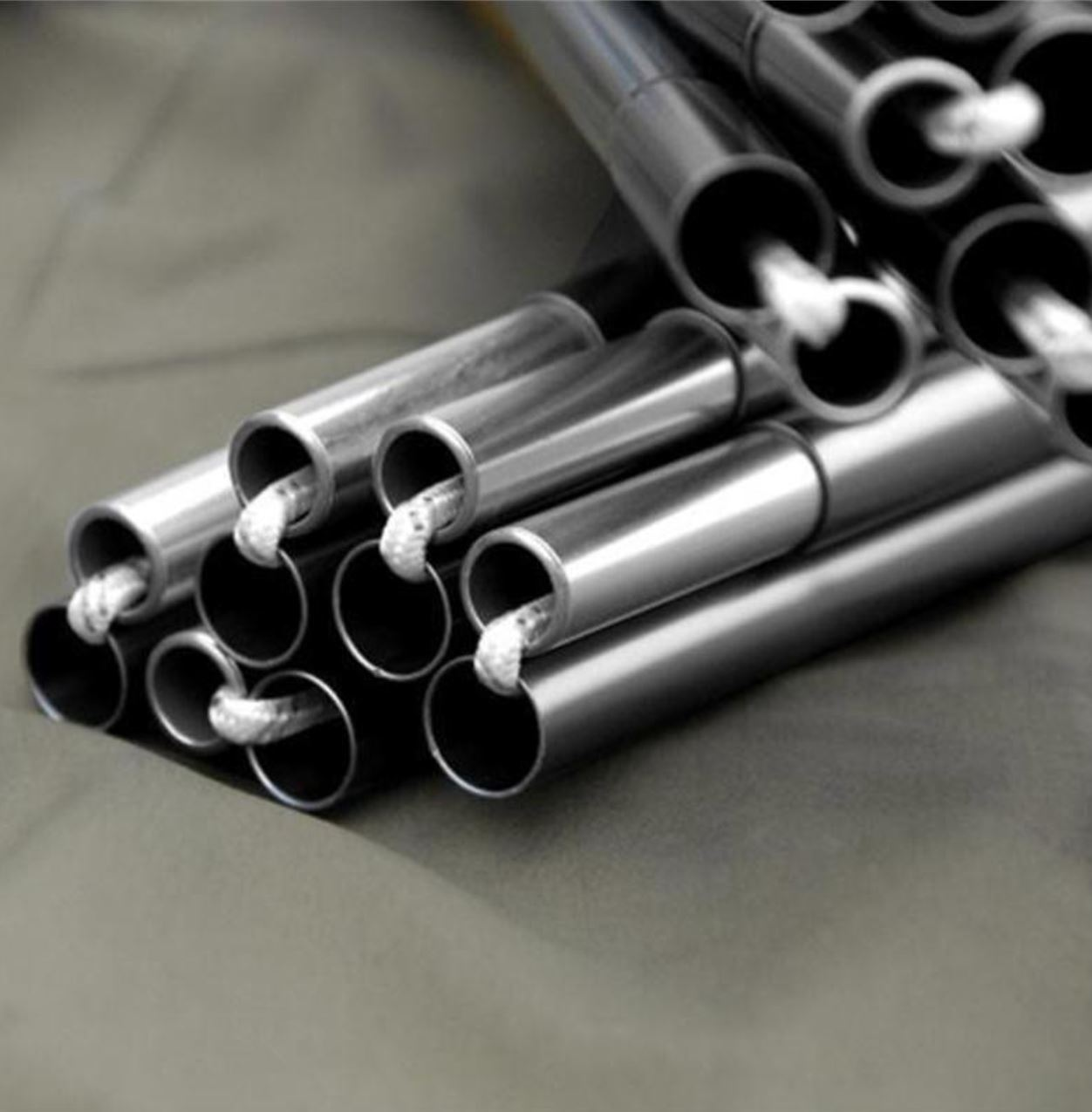Teleskopzeltstangen aus Aluminium Vierkantzeltrohr aus Aluminium