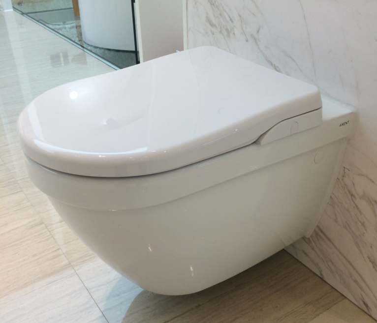 U Design Fancy Self Cleaning Portable White Bidet Sanitary