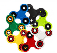 2017 New Design Fidget Spinner Toy EDC Hand Spinner with Best price light spinner toy
