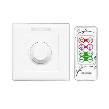 draadloze ir afstandsbediening schakelaar controle 0 10 v led verlichting dimmer 12 v 24