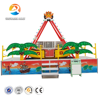 Popular amusement park ride indoor beautiful kid mini Pirate ship,small Pirate ship kiddie Pirate ship for sale