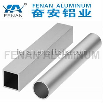 Aluminium Tube t6 According To Client's Requirement With High Quality