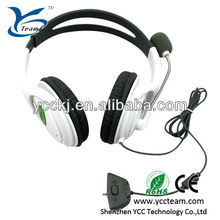 Monaural USB Game Headphone / Earphone for Computer, PS3 and Xbox360