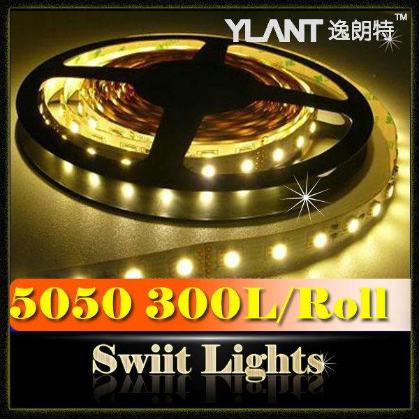 Indoor And Outdoor Available Smd 5050 RGB LED Strip Light