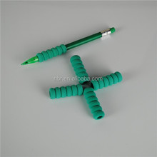 good quality colorful rubber foam pencil grip for children
