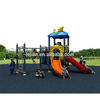 business center worldwide different shape slides small novelty outdoor playground equipment for kids