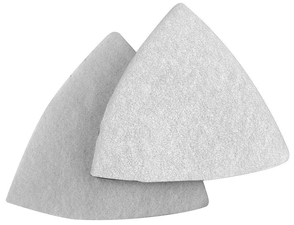 A&H Abrasives 912853, 30-pack, Multi Tool Sanding Shapes, Fein Dremel Multi-max H&l, Fein/Dremel H&L White Pads