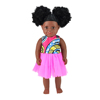 Toy Baby Dolls lifelike african baby doll for girls, kids, children, Kids Holiday and Birthday gift