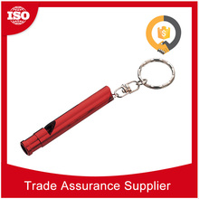 Time Delivery customized standard size metal bird whistle sounds