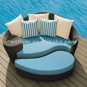 Round Patio Lounger Supplieranufacturers At Alibaba