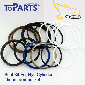 6E-3297 seal kit for backhoe loader cylinder repair kit