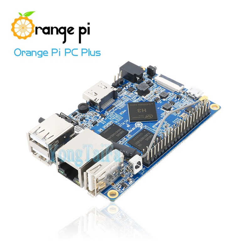 Wholesale Orange Pi PC Plus ubuntu linux and android mini PC ...