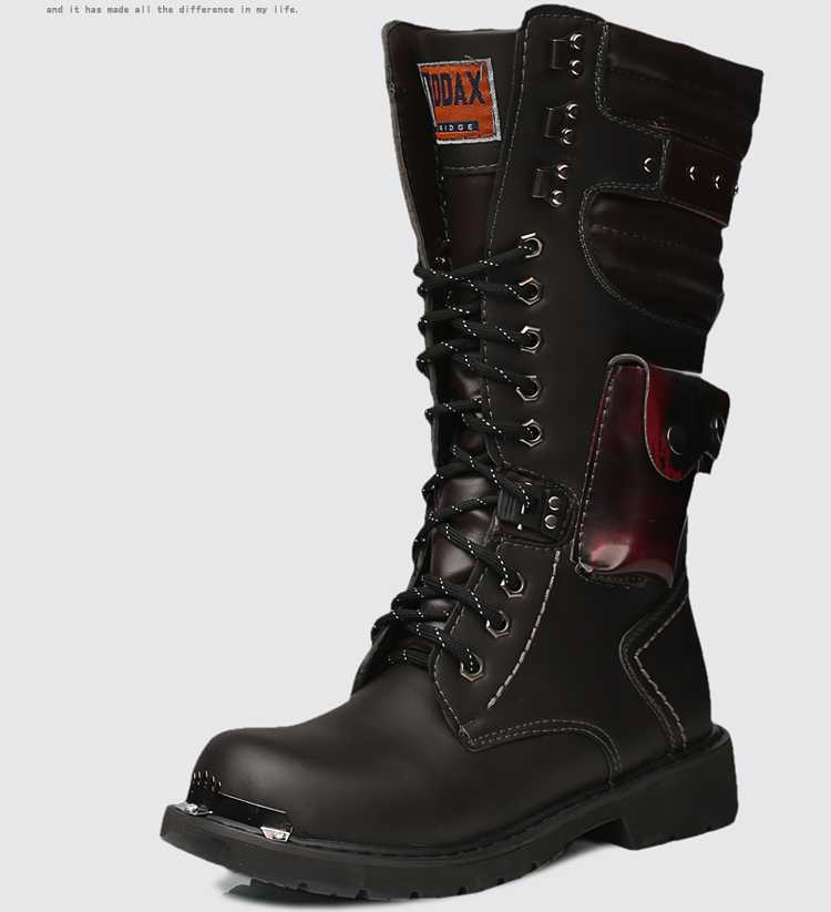 Best Leather Combat Boots Boot Ri