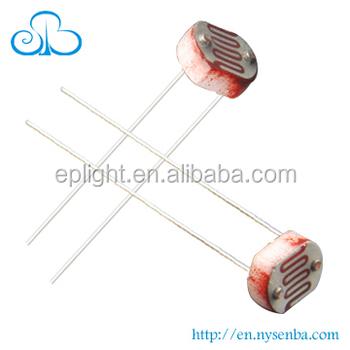 Ldr Photo Resistance Ldr Sensor Gl5528 10k-20k - Buy Ldr Photo ...