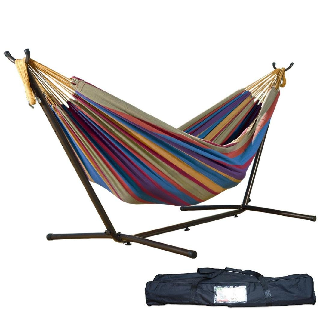 chair portable frame hammock free shipping summit combo and plans stand swing today steel