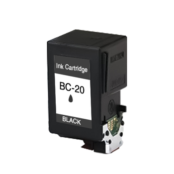 BC-20 BC20 remanufactured ink cartridge for BJC-2000 2000SP 2100 2110