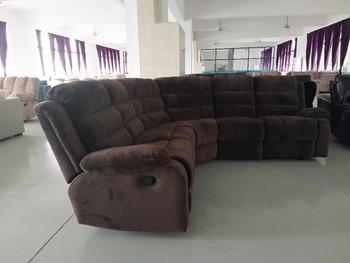 Halbkreis Design Home Sofa Möbel Mit Gemütlichen Stuhl Runde Ecke