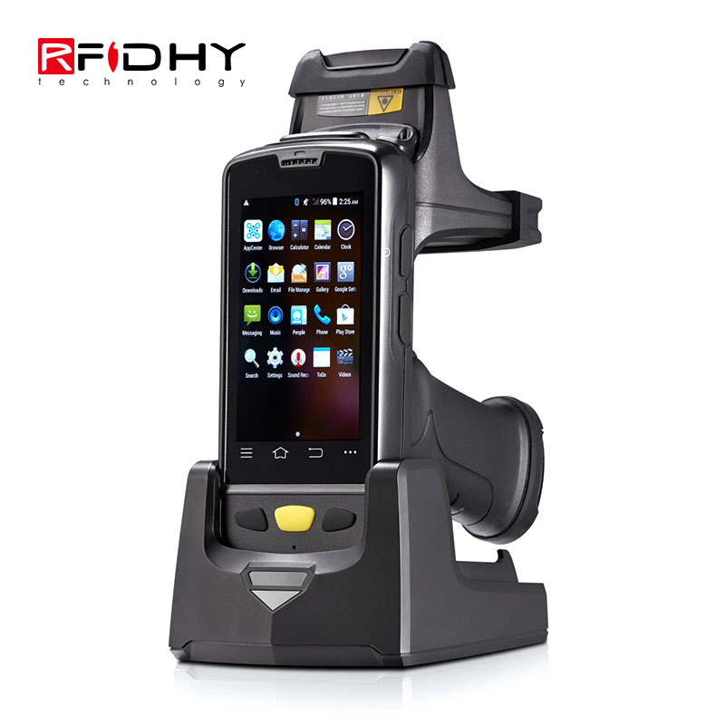 HY-R4000 SDK Support Long Range RFID Handheld Reader Writer Android Rugged UHF RFID Reader