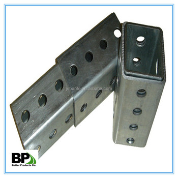 Square Metal Post adjustable square steel sign support post - buy steel shoring post