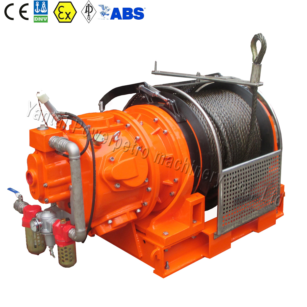 Abs Cce Ce Atex Certified 10 Ton Offshore Marine Anchor 10ton Winch Barge  Winch - Buy Marine Anchor 10ton Winch,Pulling Winch 10 Ton,Barge Winch