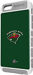 NHL Minnesota Wild iPhone 6 Plus Cargo Case - Minnesota Wild Solid Background Cargo Case For Your iPhone 6 Plus