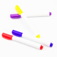 Wholesale Dry Erase Markers Pen Water Soluble Brush Fabric Marker Ink Pen for T-Shirts Shoes Making