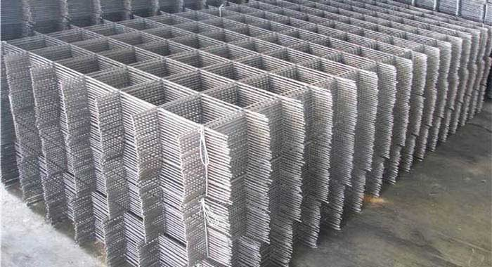 Brc Mesh - Buy Steel Construction Brc Welded Mesh,Concrete Mesh Product on  Alibaba com