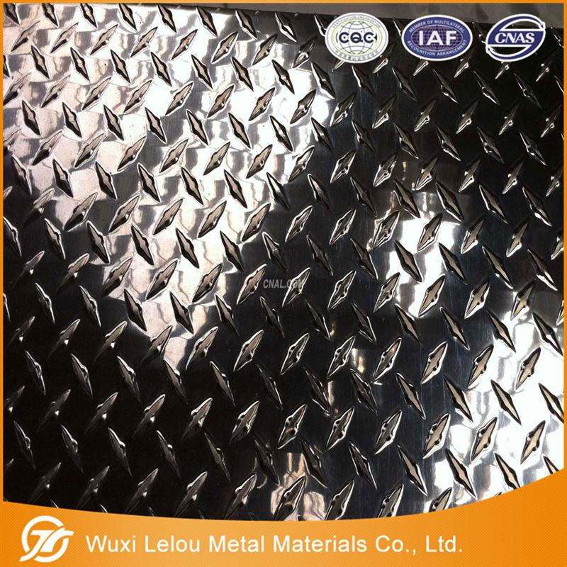 Pointer/diamond aluminum sheets/plate