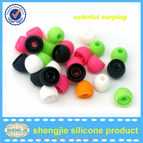 Colorful best ear plugs for sleeping noise cancelling ear plugs