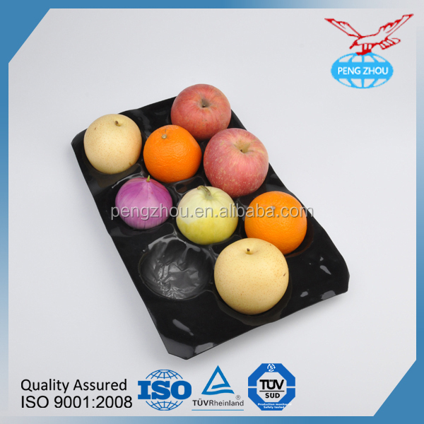 China Gold Supplier/EPS foam/PP/Plastic Fruit Tray