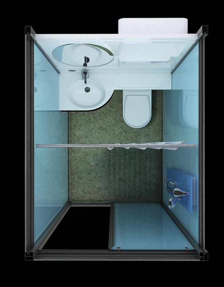 Idées de Cuisine » wat kost een prefab badkamer | Idées Cuisine