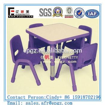 C Form Kinder Tisch Und Stuhl Sethandgemalte Kinder Tisch Und Stühle Von Kindertagesstätten Möbel Für Kinder Verwendet Buy Plastikstühle Kinder