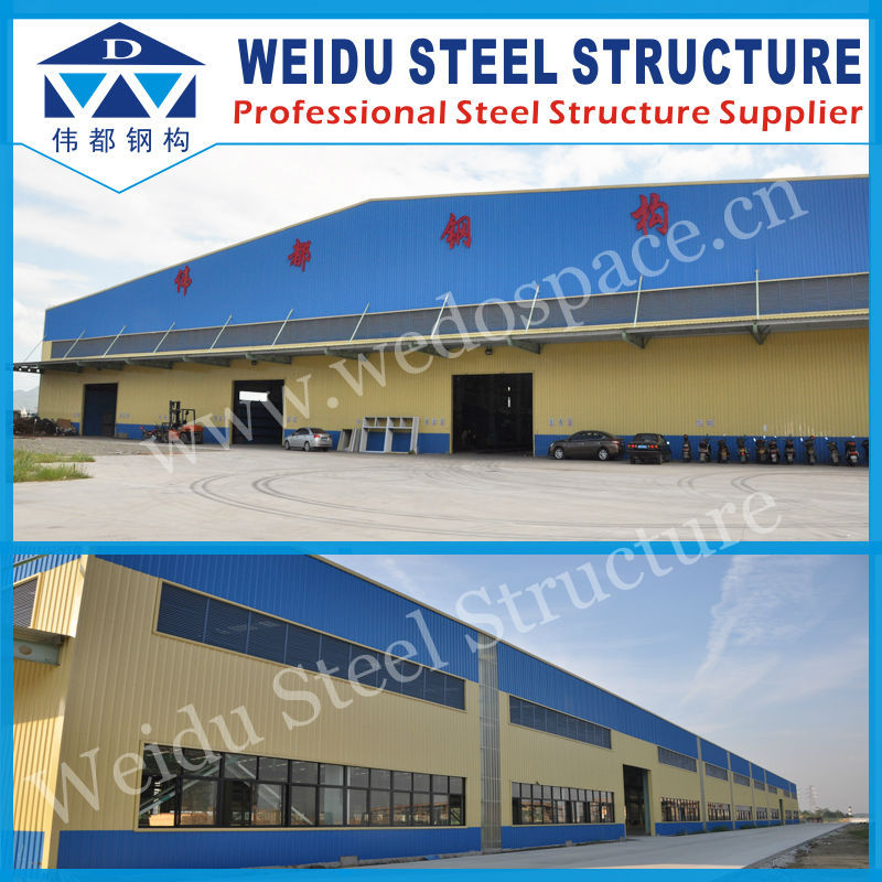 Vivid & Various Building Construction From WeiDu