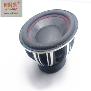 Car Audio 12 inch Subwoofer 1200W Speakers Car Woofer