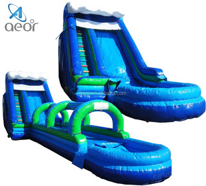 grade inflatable slip n slide pool slide used commercial water slides for sale