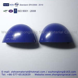 High quality 443 steel toe inserts for safety shoes steel toe cap