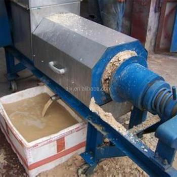 High Quality Waste Food Dewater Machine/vegetable Garbage Squeezer/cassava  Dewatering Machine - Buy Waste Food Dewater Machine,Vegetable Garbage