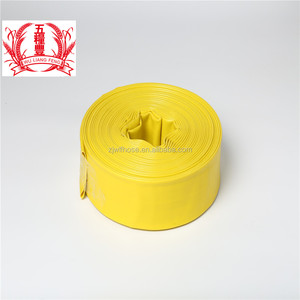 Heavy Duty PVC Lay Flat Pool Discharge Hose