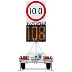 Hot Sale Usage For The Highway Height Limit Display Visions Led Signs Display