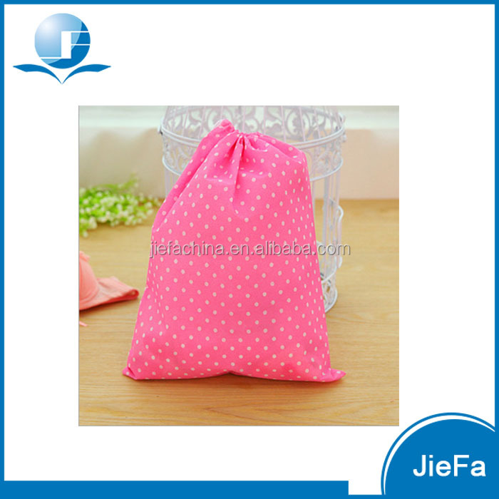 Best selling drawstring shoulder full color nonwoven bag